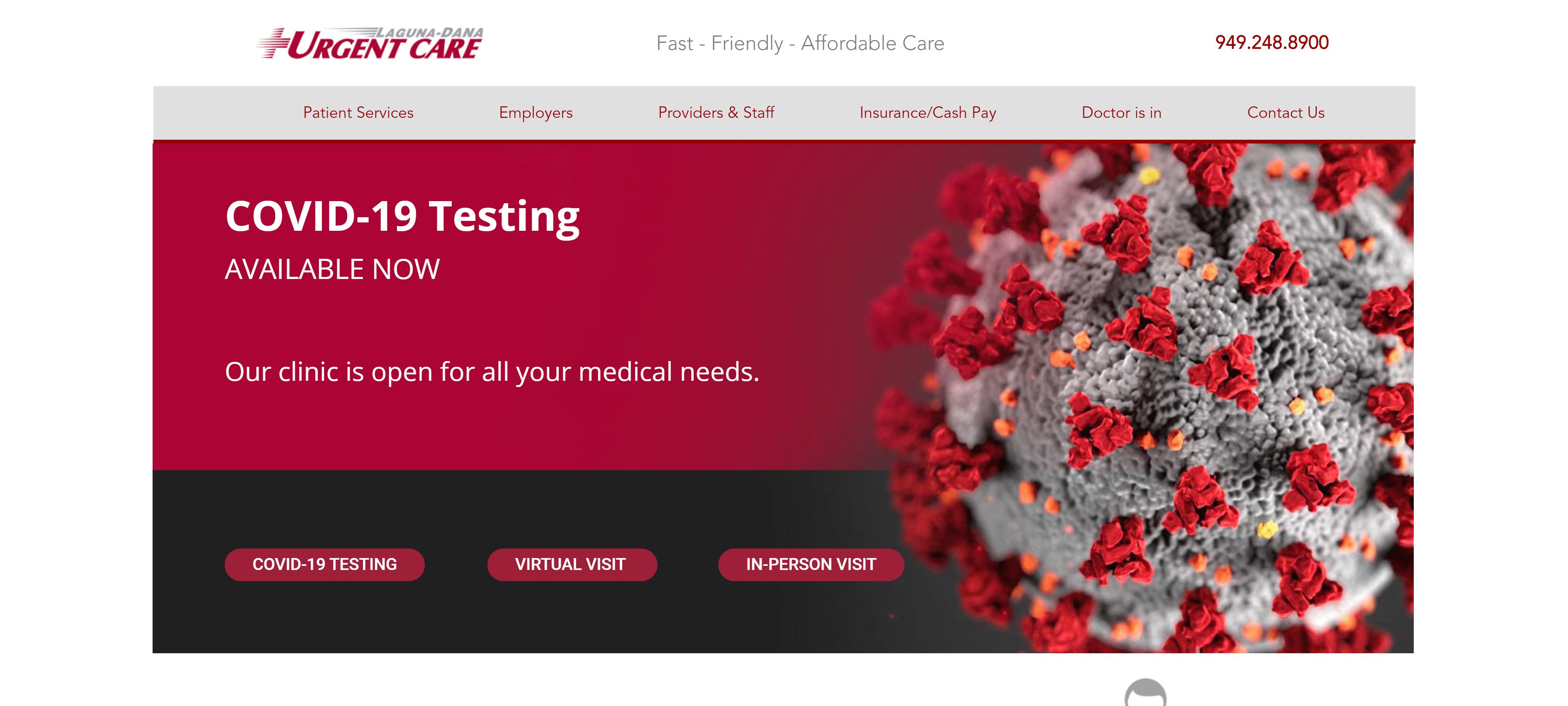 Laguna-Dana-Urgent-Care-homepage